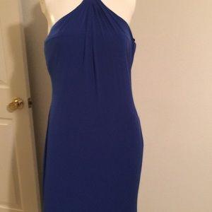 Royal blue Calvin Klein dress, size 6